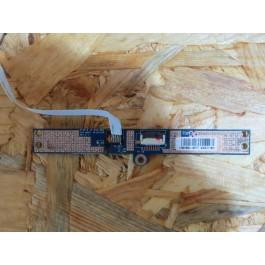 Flex Botão Power Toshiba C50-A-17P
