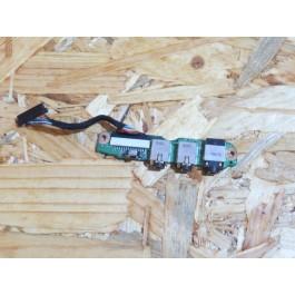 Sub Board Audio Jack C/ Flex HP DV6000