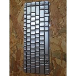 Teclado HP DV5-1000 Series Silver