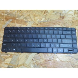 Teclado HP 430 / 431 / 435 / 450 / 455 / 630 / 631 / 635 / 636 / 650 / 655 / G6 / G4 / CQ43 / CQ57 / CQ58