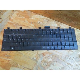 Teclado MSI MS-1683 / MS-1684 / MS-1683 / MS-1651 / VX600