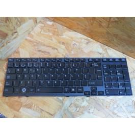 Teclado Toshiba A660 / A665 Series
