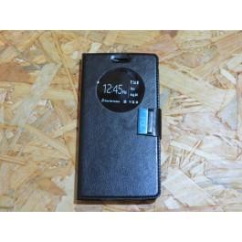 Flip Cover Preta LG G4 / H815