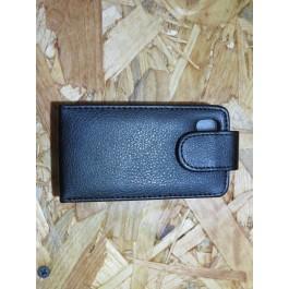 Flip Cover Preta LG KP500
