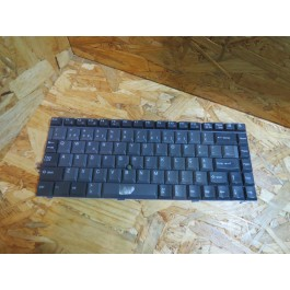 Teclado Toshiba UE2005P