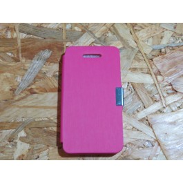 Flip Cover Rosa  Iphone 4G