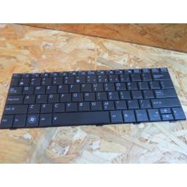 Teclado Asus EEEPC 1001 / 1005 / 1008 / R101 / R105 / T101MT Series Preto