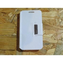 Flip Cover Branca Vodafone Smart 4 mini