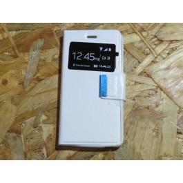 Flip Cover Branca Meo Smart A65