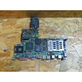 Motherboard HP Compaq Evo N800