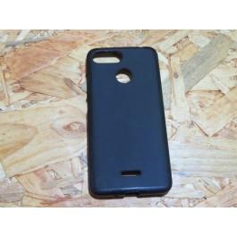 Flip Cover Preta Xiaomi Redmi 6