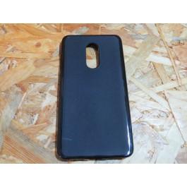 Flip Cover Preta Xiaomi Redmi Note 4