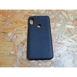 Flip Cover Preta Xiaomi Redmi Note 6