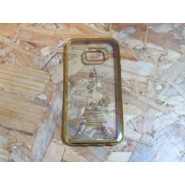 Capa Silicone Paris Samsung Galaxy S6