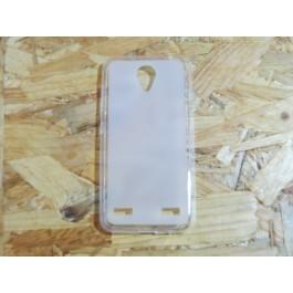 Capa Silicone Transparente ZTE Blade A520
