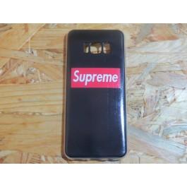 Capa Silicone Supreme Samsung Galaxy S8 / G950F