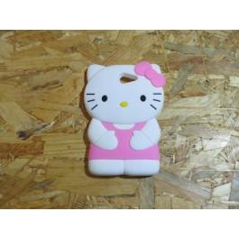 Capa 3D Hello Kitty Sony Xperia M2 / D2403