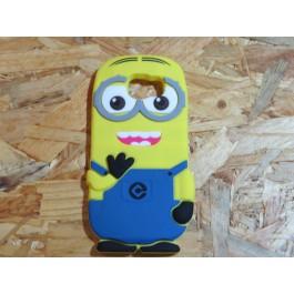 Capa 3D Minion Samsung S6 Edge / G925F