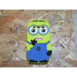 Capa 3D Minion Samsung Galaxy Core 2 / G355