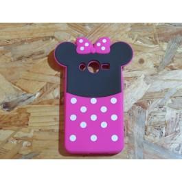 Capa 3D Minnie Samsung Galaxy Core 2 / G355