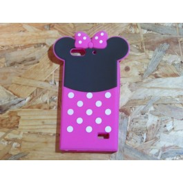 Capa 3D Minnie Huawei G Play Mini / G650