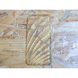 Capa Silicone Dourada Iphone 6 / 6S
