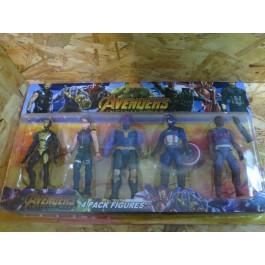 Avengers Infinity War 4 Pack Figures