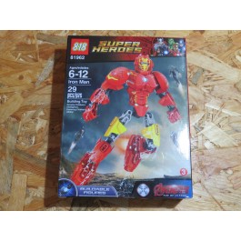 Super Heroes Avengers of Ultrom Iron Man