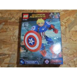 Super Heroes Avengers of Ultrom Captain America