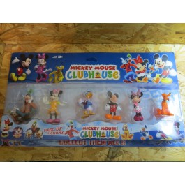 Mickey Mouse Clubhouse 6 Pack Figures