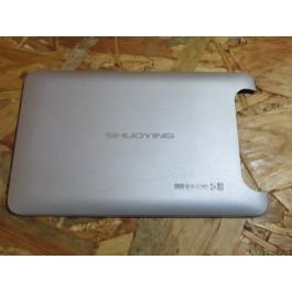 Shuoying Tablet7Pol Tampa de Bateria Usado