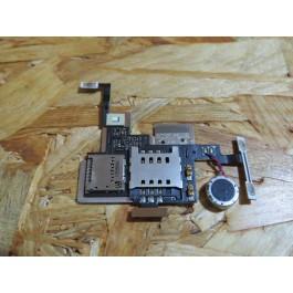 Sub Board com Cartão Sim e Flex LG P880 Usada