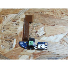 Flex Sub Board C/ Conector HTC M8 Usada
