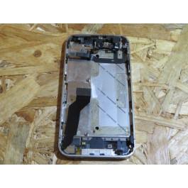 Frame C/ Flex IPhone 4 / 4S Usada