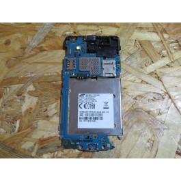 Motherboard & Proteção de Bateria & Buzzer & Camera Traseira Samsung SM-G355H/DS Usada