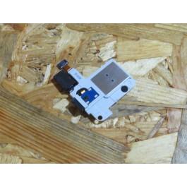 Placa de Audio Jack com Botões Samsung SM-G360HDS Usada