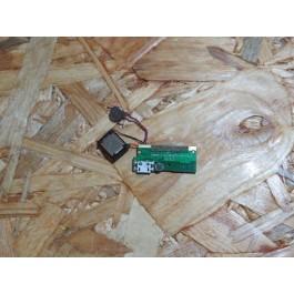 Sub Board C/ Vibrador e Speaker Qlive 879960 Usado