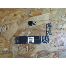 Motherboard Apple Iphone 6 32Gb C/ Botão Preto