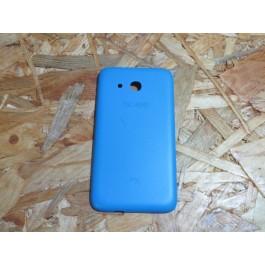 "Tampa de Bateria Azul Alcatel Pixi 4 4"" / Alcatel 4034"