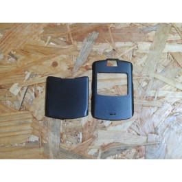 Tampa Frontal & Tampa de Bateria Preta Motorola V3 Compativel