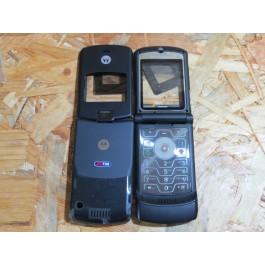 Capa Completa Preta Motorola V3