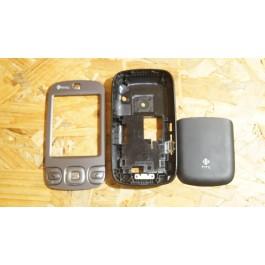 Capa Completa Preta HTC P3400