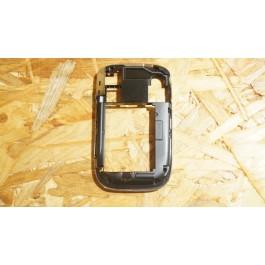 Capa Middle Cover Preta HTC Touch