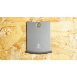 Capa Tampa de Bateria Cinza HTC P3300