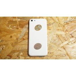 Tampa de Bateria Branca Iphone 5C