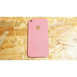 Tampa de Bateria Rosa Iphone 4S