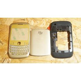 Capa Completa Dourada Blackberry Curve 8530 Compativel