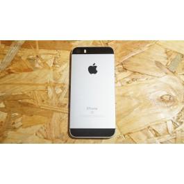 Capa Completa C/ Flexs Cinza Rato IPhone SE