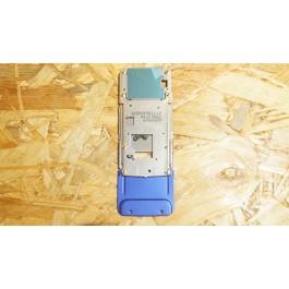 Capa Slide Completo Azul Nokia N81