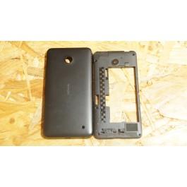 Capa Middle Cover & Tampa de Bateria Nokia Lumia 630
